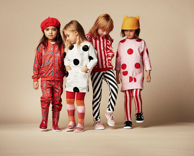 Åhlens barnkläder