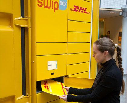 DHL SwipBox