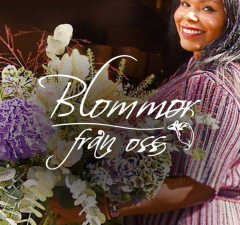 Blommor från oss Tumnagel