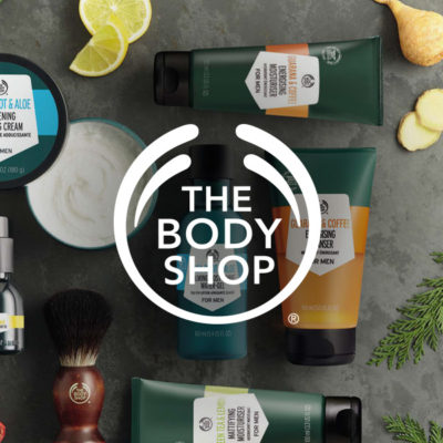 The Body Shop Logotype